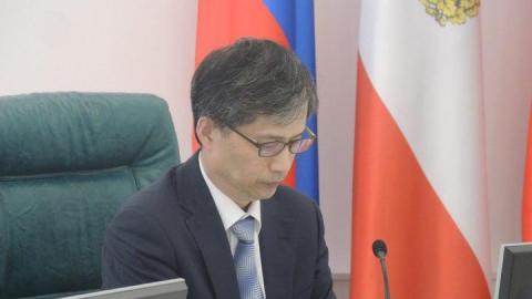 Ким Се Ун намерен расширить границы российско-корейского сотрудничества на региональном уровне