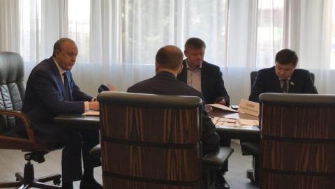"""""""Росавтодор"""" намерен в полном объёме оплатить строительство северного подхода к аэропорту в Сабуровке"""