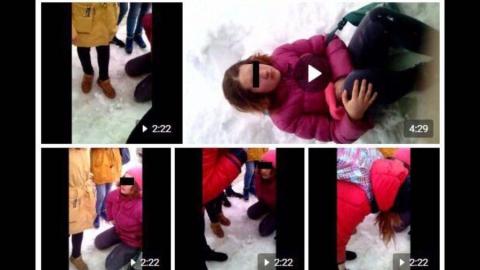 В сети появилось видео издевательств над школьницей в Вольске