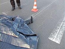 Полиция разыскивает виновника гибели пешехода в Балашове