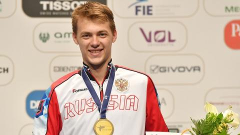 Саратовский фехтовальщик выиграл две мировых медали