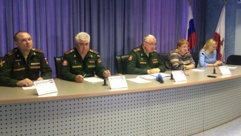 За осенний призыв в армию направили 2,3 тысячи саратовцев