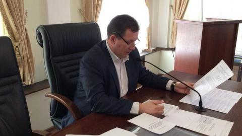 Ушедшего в облдуму Анидалова в комиссии гордумы заменили Агаповым
