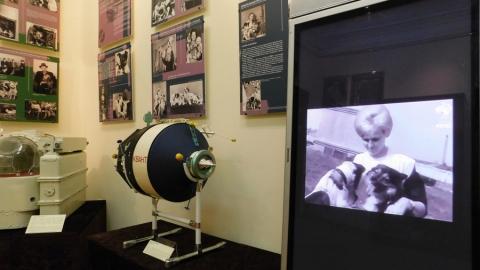 Саратовский областной музей краеведения представит выставочный проект на Гагаринском поле