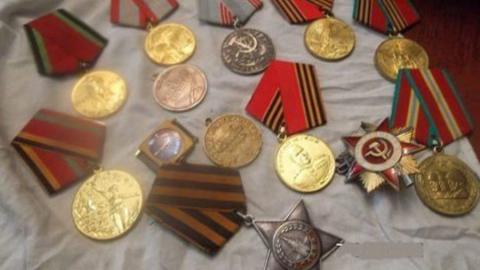 У жителя Балашова воры украли девять медалей