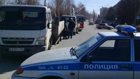В Саратове перекрыли 50 Лет Октября из-за бесхозного пакета