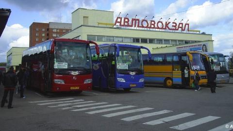 Возобновляют движение несколько межмуниципальных автобусов