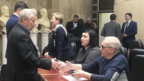 Александр Ландо потребовал вмешательства Генпрокуратуры в дело Алексея Абасова