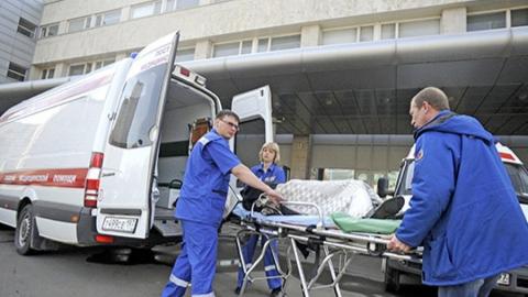 """В тройной аварии на Чапаева пострадал водитель """"Мазды"""""""