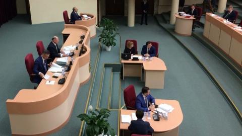 11 депутатов саратовской облдумы получат зарплату