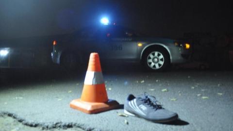 Двое водителей скрылись с места аварии