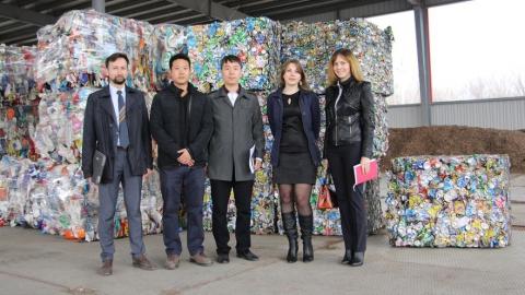 Энгельсский Экотехнопарк посетили китайские бизнесмены