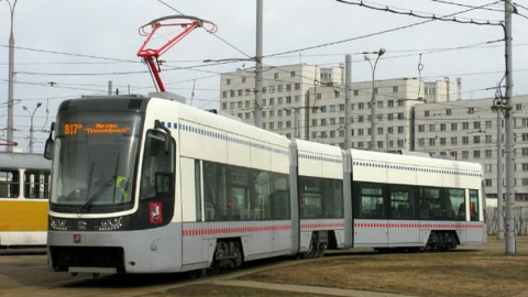 """Глава """"СГЭТ"""" назвал проект скоростного трамвая """"выходом для города"""""""