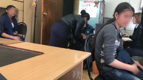 Полицейские задержали 28 попрошаек