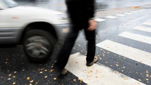 В Саратове пять человек пострадали под колесами автолюбителей
