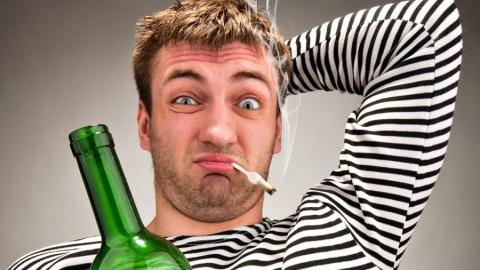 В России снизилось количество страдающих алкоголизмом