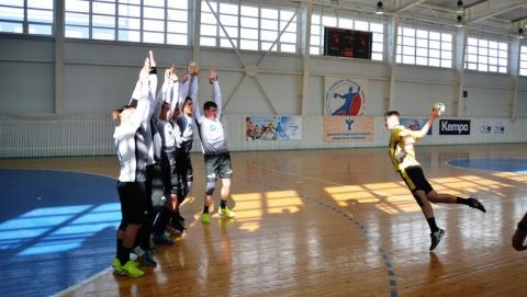 """""""Аграрии"""" добились права участвовать в плей-офф мужской гандбольной суперлиги"""