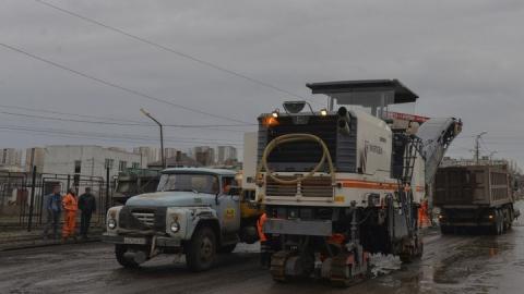 Радаев поручил установить на дорогах стенды со сроками ремонта