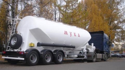 В область не пустили 13 тонн муки из Казахстана