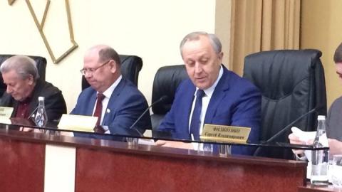 В Саратовской области предложено создать Фонд поддержки дольщиков