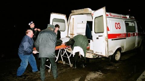Под Саратовом произошло ДТП со смертельным исходом