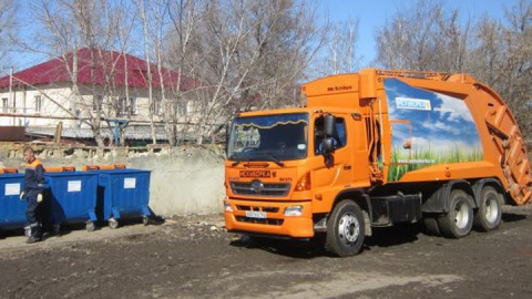 Первые результаты участия компании «Мехуборка-Саратов» в месячнике по благоустройству