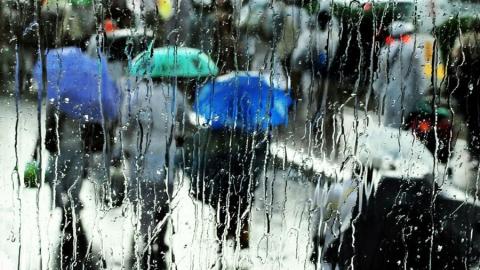 В Саратове ожидается дождь, ливень и грозы