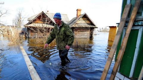 В Балашове ввели режим ЧС из-за паводка