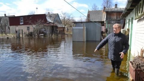 Ущерб от паводка в этом году превысит результаты 2004-го