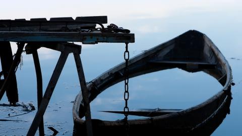 Решившихся на отдых на островах саратовцев призывают лучше привязывать лодки