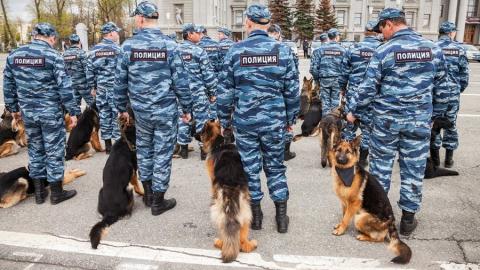 Охранять саратовцев на майские праздники будет шесть тысяч полицейских