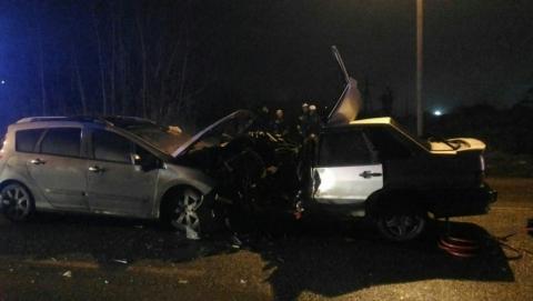 В ДТП у поселка Сокол погибли оба водителя