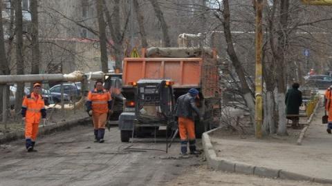 В Саратове отремонтируют 60 автомобильных дорог