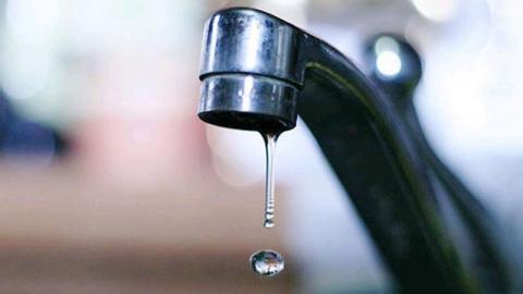 В Ленинском районе снижен напор воды