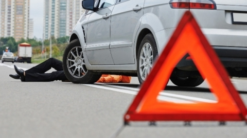 В Саратовской области под колесами BMW погиб 44-летний мужчина
