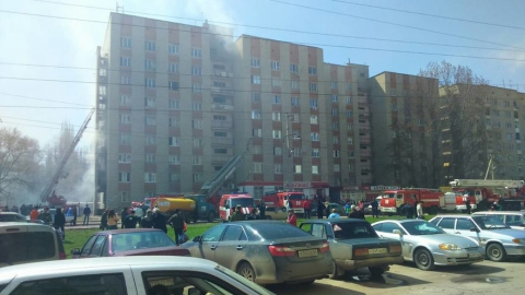 Площадь пожара на улице Черниговской дивизии составила 62 кв. метра