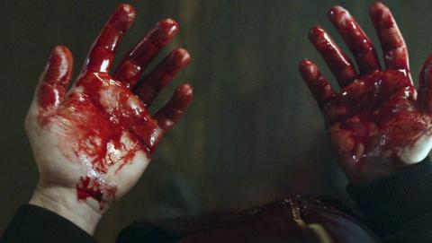 В Саратове окровавленный убийца отправился в магазин