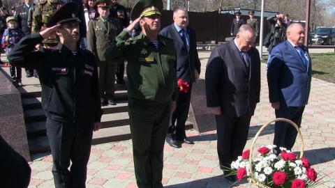 В Парке Победы прошли торжества в честь 25-летия СОБР