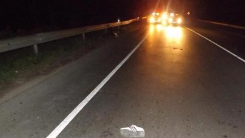 В ночном ДТП под Вольском погибли два человека