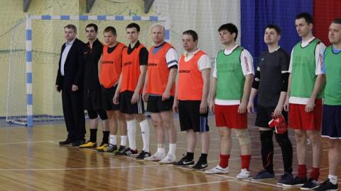В Саратове прошел чемпионат по футболу среди прокуроров