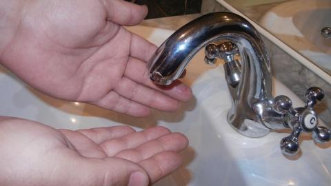 В частном секторе Кировского района отключена вода