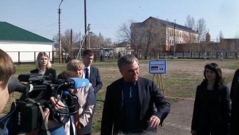 Вячеслав Володин обсудил строительство спорткомплекса в Александровом Гае