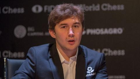 В Хвалынске открывается шахматная школа Сергея Карякина