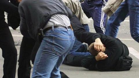 На Сенном рынке в Саратове 1 мая произошла резня на национальной почве