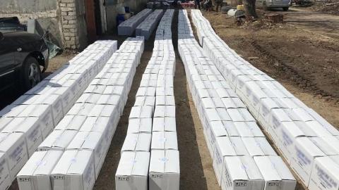 В Саратовской области полицейские изъяли 36 тысяч литров поддельного алкоголя