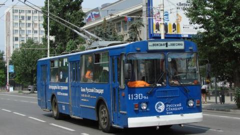 Троллейбусом первого маршрута сбита 85-летняя женщина