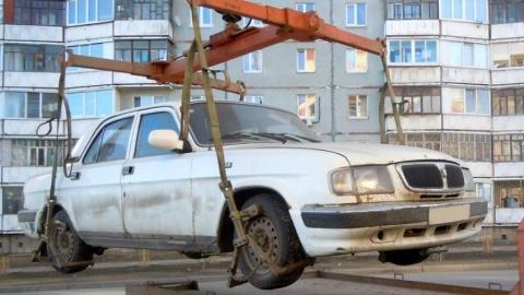 """Сын украл у матери """"Волгу"""" и сдал машину в металлолом"""
