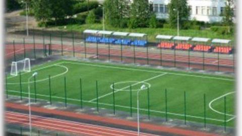 По проекту Володина в школах Саратовской области появится 14 спортплощадок