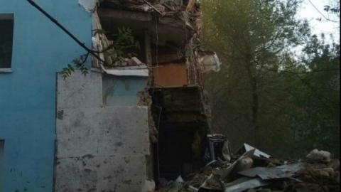 В Саратове обрушилась пятиэтажка на проспекте Строителей