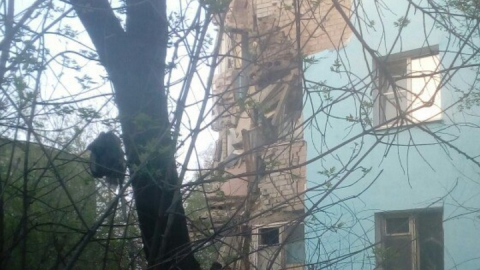 Обрушением пятиэтажки в Саратове занялись следователи
